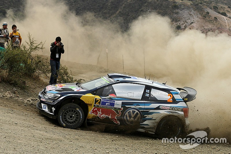 Rally del Messico, PS13: mattinata perfetta per Latvala