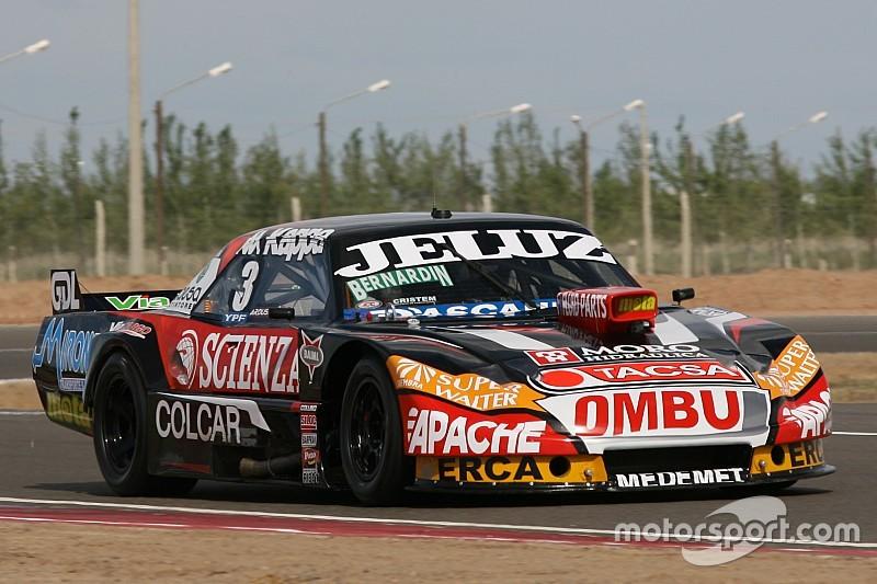 Ardusso obtuvo la pole position en Neuquén