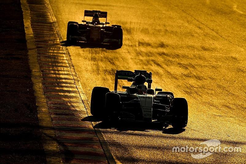 F1摄影师James Moy巴塞罗那作品集