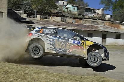 Rally del Messico, PS14-19: Latvala ha la vittoria in pugno