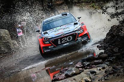 Rallye terminé pour Mikkelsen et Neuville