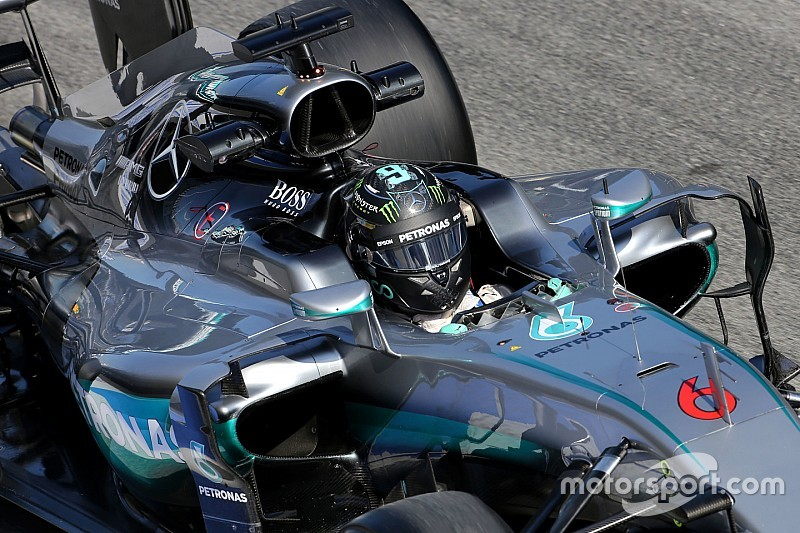 Rosberg pede que pilotos sejam ouvidos sobre novas regras