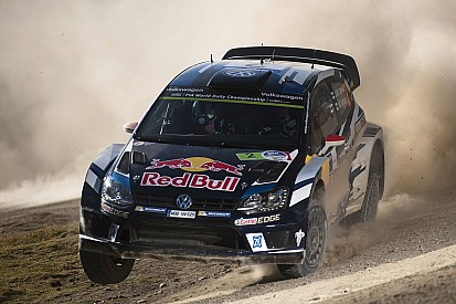 WRC Mexico: Latvala wint, Ogier pakt Power Stage