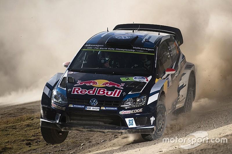 WRC Mexico: Latvala wint, Ogier pakt Power Stage