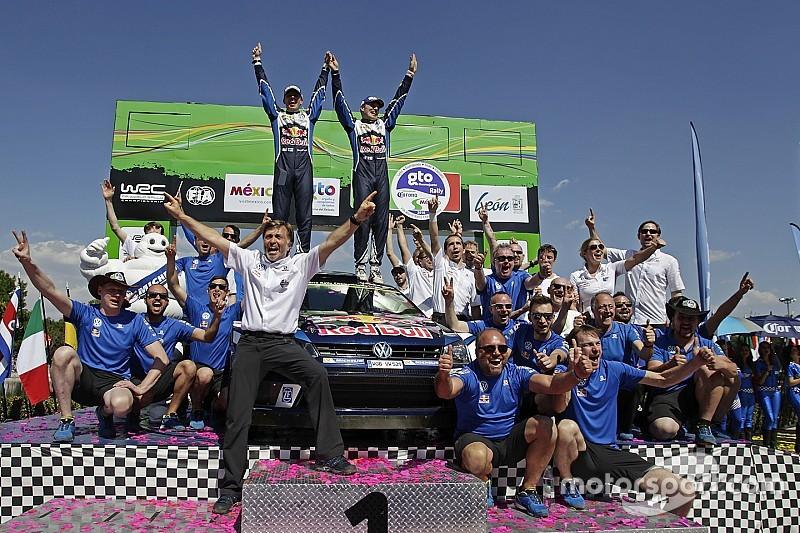 Jari-Matti Latvala gana el Rally México