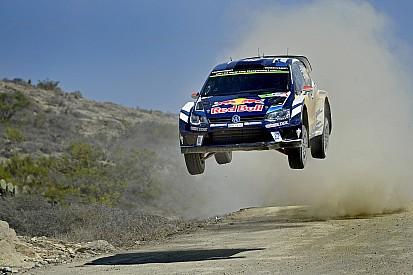 WRC Rallye Mexiko: Triumph für Jari-Matti Latvala