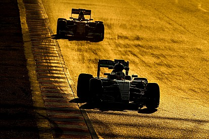 Veja as melhores fotos de James Moy nos testes da F1