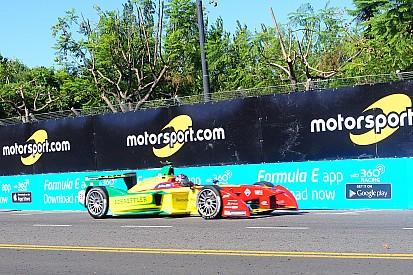 ABT y la Fórmula E celebran el estreno de México