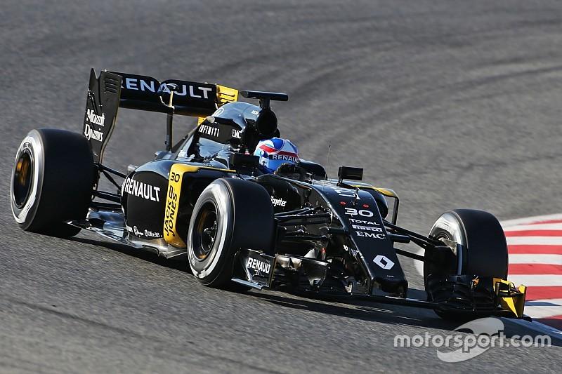 Renault dévoilera sa livrée finale à Melbourne