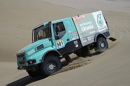 Comment un camion du Dakar peut-il aider Hamilton à garder son titre?