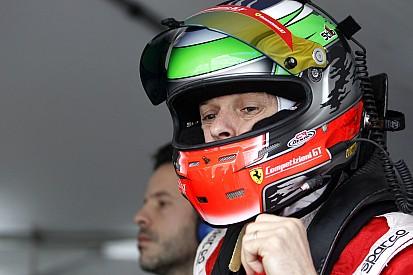 Fisichella correrá con AF Corse en el Blancpain Endurance