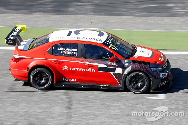 Лопес посоветовал не ждать побед Citroen в первых гонках