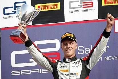 Kirchhofer promoveert naar GP2 met Carlin