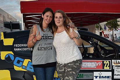 Corinne Federighi passa dalla Twingo alla Clio nel 2016