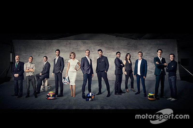Com Senna, TV britânica anuncia equipe de transmissão da F1