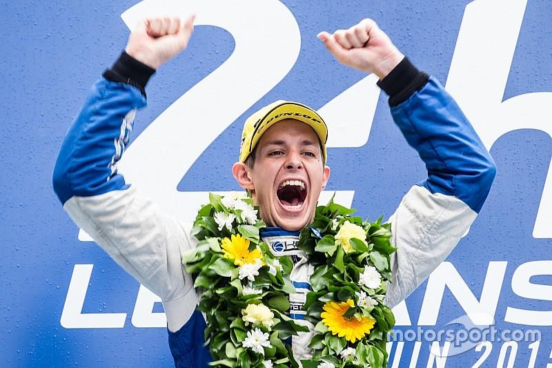 Bradley nieuwste aanwinst van Manor LMP2-team