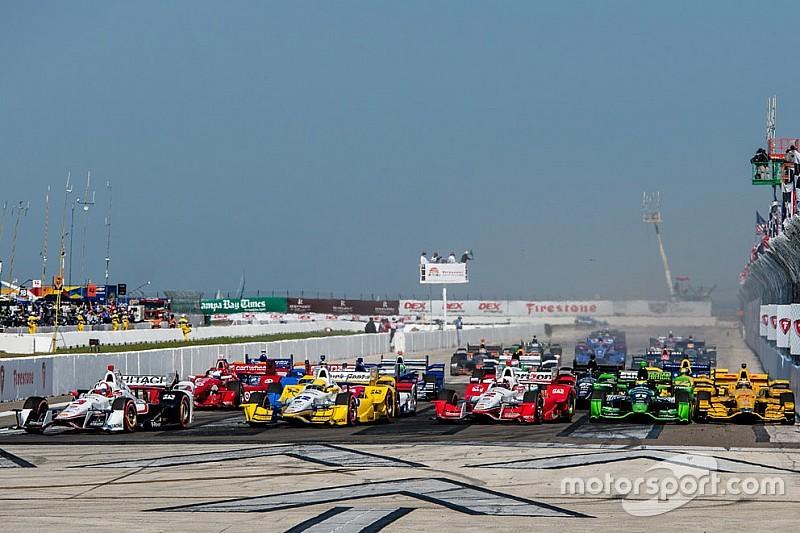IndyCar-Saisonauftakt 2016 mit 22 Autos