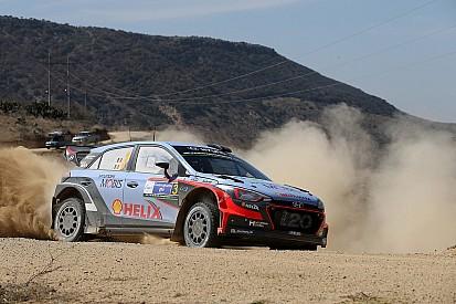 Hyundai svela la propria line up piloti per il Rally d'Argentina