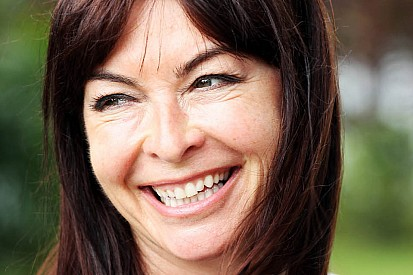 Suzi Perry returns to presenting MotoGP after F1 stint