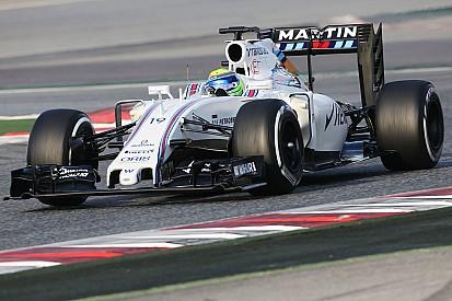 """Massa dice que Williams tiene la """"ambición"""" para ir por Mercedes"""