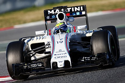 Williams tem ambição para buscar Mercedes, diz Massa