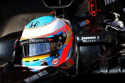 ألونسو: مكلارين سيكون فريقي الأخير في الفورمولا واحد