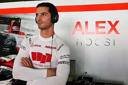 Preterido por Haryanto, Rossi será piloto reserva na Manor