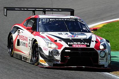 Nissan prêt à défendre son titre en Blancpain