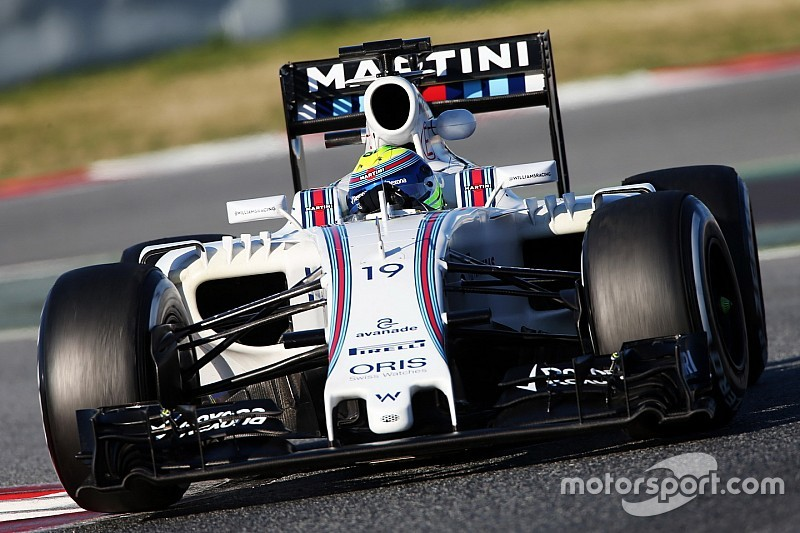 Massa - Williams a l'ambition de battre Mercedes