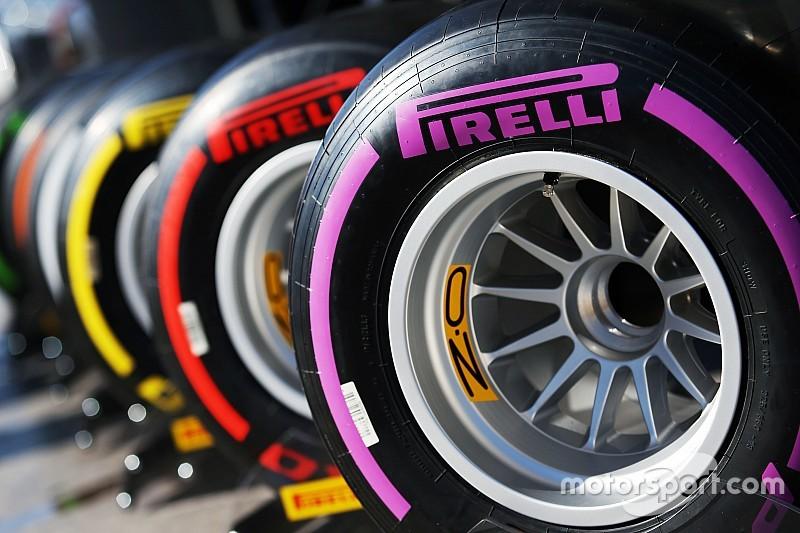 Barcelona no era el lugar adecuado para probar el supersuave, dice Pirelli