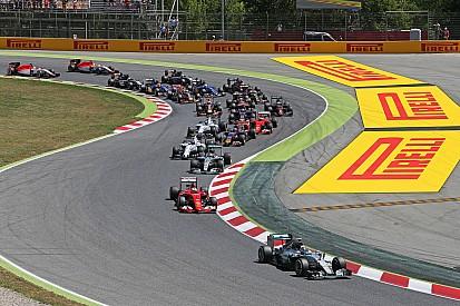 F1西班牙大奖赛轮胎选择公布
