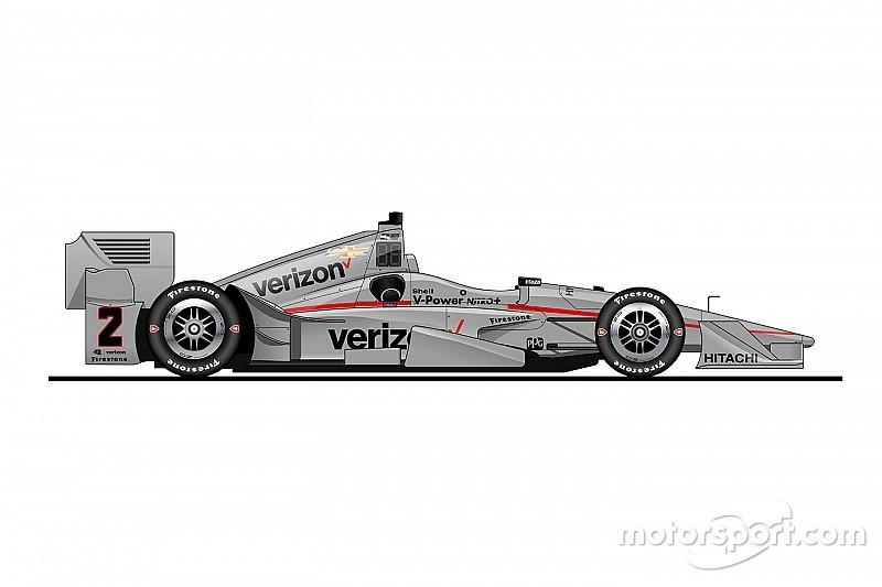 Galería: Los autos de IndyCar 2016