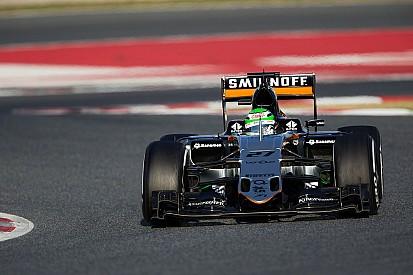 Force India: i primi aggiornamenti per la VJM09 in Bahrein
