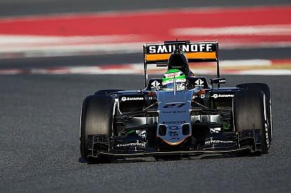 印度力量计划短期的赛车升级