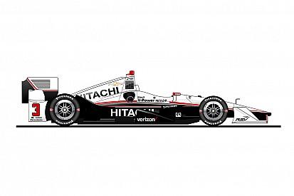 Veja desenho de todos os carros que abrem temporada da Indy