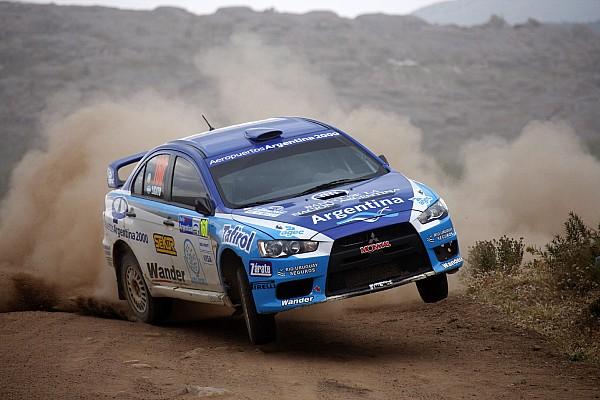 Лигато стартует в Аргентине на Citroen DS3 WRC