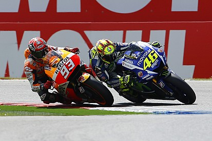 """Rossi: I was """"betrayed"""" by Marquez """"lies"""""""