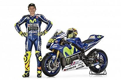 Fotostrecke: Alle MotoGP-Bikes von Valentino Rossi