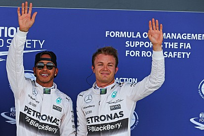 Mercedes: Rahmenbedingungen für Teamduell Hamilton vs. Rosberg gelockert