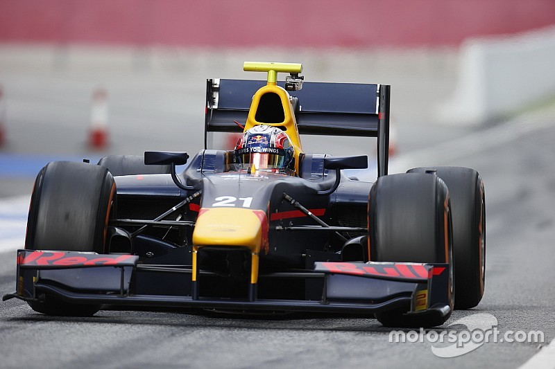 Gasly svetta anche nell'ultimo giorno di test a Barcellona
