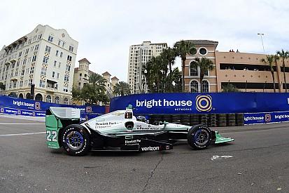 Pagenaud opent IndyCar-seizoen als snelste