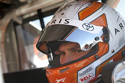 "Suárez, ""super orgulloso"" de ser un piloto mexicano en NASCAR"