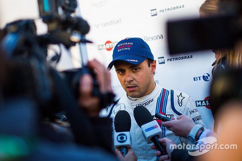 """ماسا يريد البقاء في الفورمولا واحد لـ """"موسمين أو ثلاثة"""""""