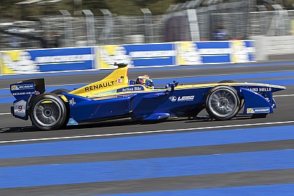 Mexico ePrix: Buemi heads Duval in first practice
