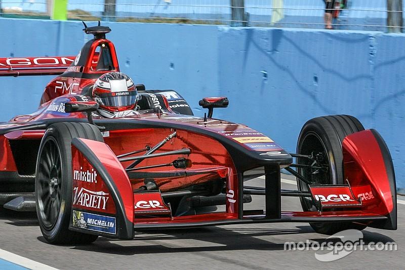 Qualifs - D'Ambrosio en pole, Buemi et Piquet à la faute