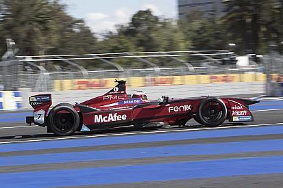 D'Ambrosio scoort pole voor eerste Formula E-race in Mexico
