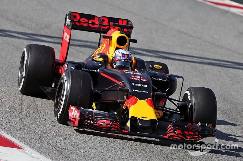 ماتيشيتز: مستقبل ريد بُل في الفورمولا واحد ما يزال غير مضمون