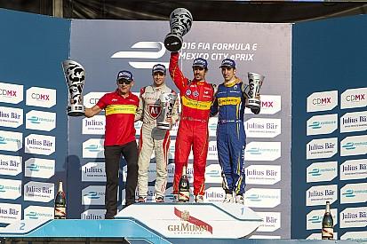 """墨西哥城ePrix: 夺胜迪格拉西抢回""""领跑"""""""