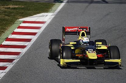 Ottima partenza per Giovinazzi nei test di Barcellona