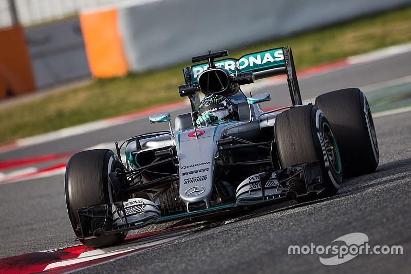 Para dupla da Mercedes, novas regras farão F1 melhor em 2016